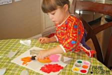 5 manualidades infantiles para aprender las formas