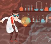 El extraño laboratorio del profesor Melquíades