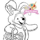 10 dibujos para colorear ¡de Pascua!