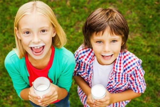 Intolerancia a la lactosa en niños: ¿cómo les afecta?