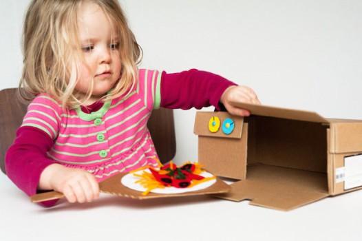 Manualidades con cartón, 6 juguetes fáciles
