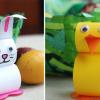 Manualidades para niños, animales fáciles de papel