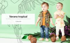 Moda infantil, colección primavera verano 2015 de C&A