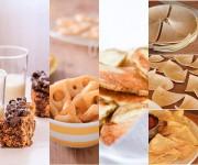 Recetas para niños, ¡4 snacks caseros!