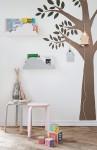 Habitaciones infantiles, 5 baldas originales