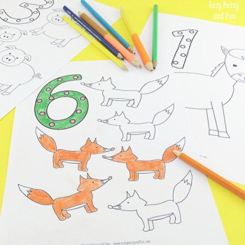 40 dibujos para colorear de animales