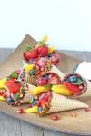 Recetas para niños, ¡viva la fruta!