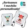 ¡Gana una mochila personalizada de etic-etac!
