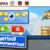 App infantil gratis para aprender matemáticas, ¡Monster Numbers!