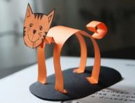 5 manualidades con papel, ¡animales fáciles!