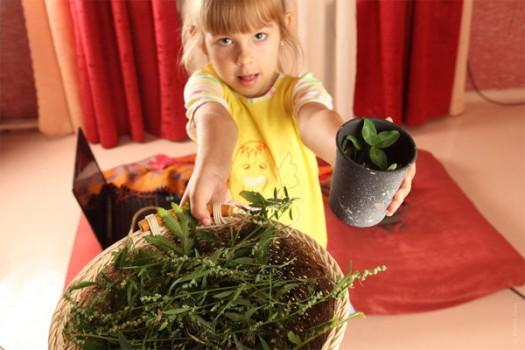 Beneficios de un huerto urbano para los niños