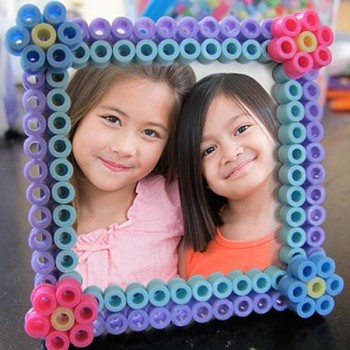 5 manualidades infantiles con hama beads