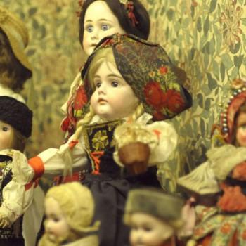 Visita el Mercado del Juguete Antiguo de Madrid 2015