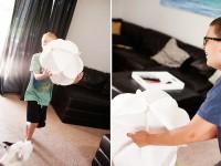 4 juegos infantiles caseros de papel y cartón