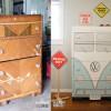 5 sorprendentes muebles reciclados para niños