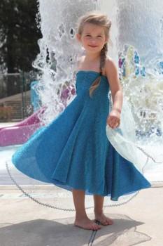8 disfraces de Frozen ¡para las princesas del hogar!