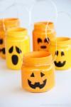 5 manualidades de Halloween, ¡calabazas!