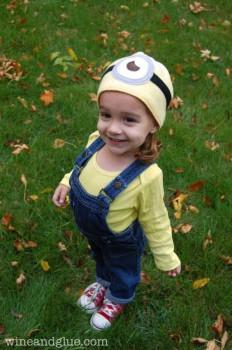 7 disfraces divertidos ¡de los Minions!