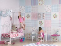 Papel pintado infantil, 6 ideas creativas