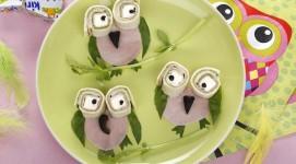 5 creativas y divertidas recetas para niños