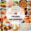 18 recetas de patatas para toda la familia