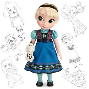 Muñecas Disney Animator, ¡gran regalo de Navidad!