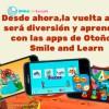 Los juegos de la vuelta al cole de Smile and Learn
