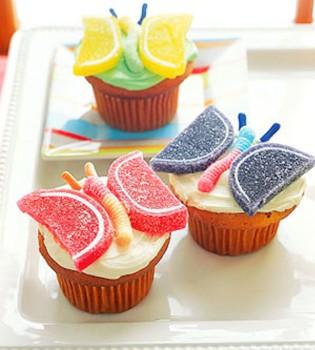 5 recetas de cupcakes ¡de animales!