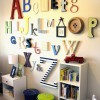 Decoración infantil: decorar con letras