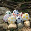Manualidades con papel ¡huevos de dinosaurio!