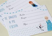 8 invitaciones de  cumpleaños para imprimir gratis