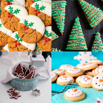 4 galletas de Navidad para sorprender