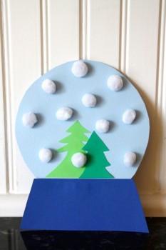 6 manualidades de Navidad para niños
