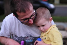 Cómo hablar con los niños del paro