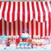 Fiestas infantiles de circo