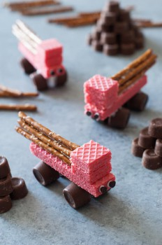 Cocina para niños, galletas sorprendentes ¡sin horno!