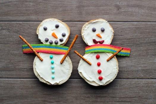 5 recetas de Navidad: ¡cocinan los peques!