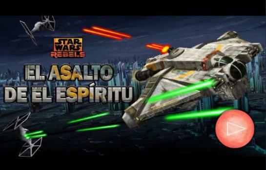 Star Wars Rebels: ¡los 3 juegos online más divertidos!