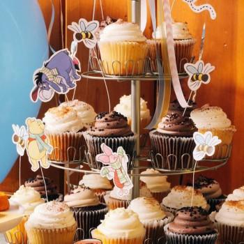 Decora tus cupcakes con imprimibles gratuitos