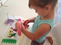 Actividades infantiles para aprender a usar las tijeras