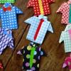 Día del Padre: camisa origami