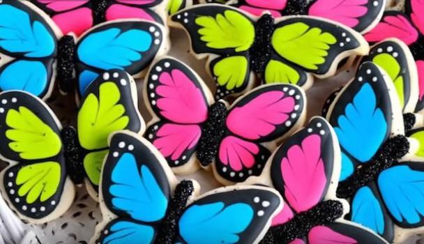 4 galletas decoradas ¡con vídeos paso a paso!