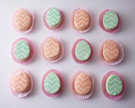 Huevos de Pascua ¡originales!