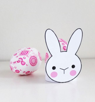 5 imprimibles para regalar huevos de Pascua