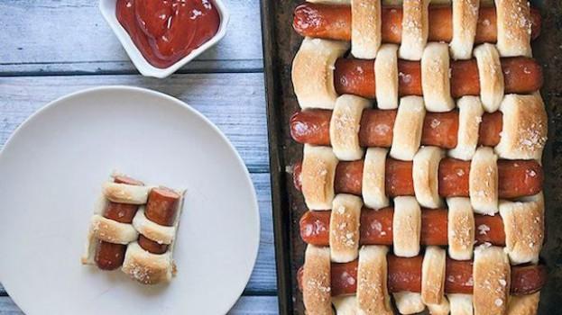 4 recetas originales con masa de pan