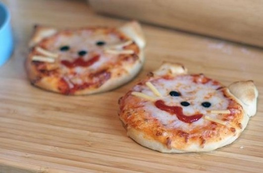 Recetas para niños, ¡simpáticos animalitos!