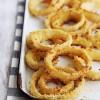 Aros de cebolla ¡al horno!