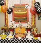 Ideas para fiestas infantiles de Kung Fu Panda