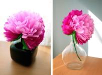 Flores de papel: cómo hacer una flor fácil