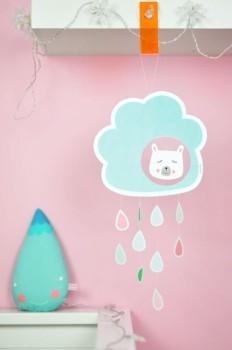 5 ideas decorativas para habitaciones de bebé